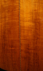 Brondel D-1c Koa guitar back center strip