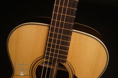 Sexauer FT-15-es Brazilian rosewood guitar at Guitar Gallery