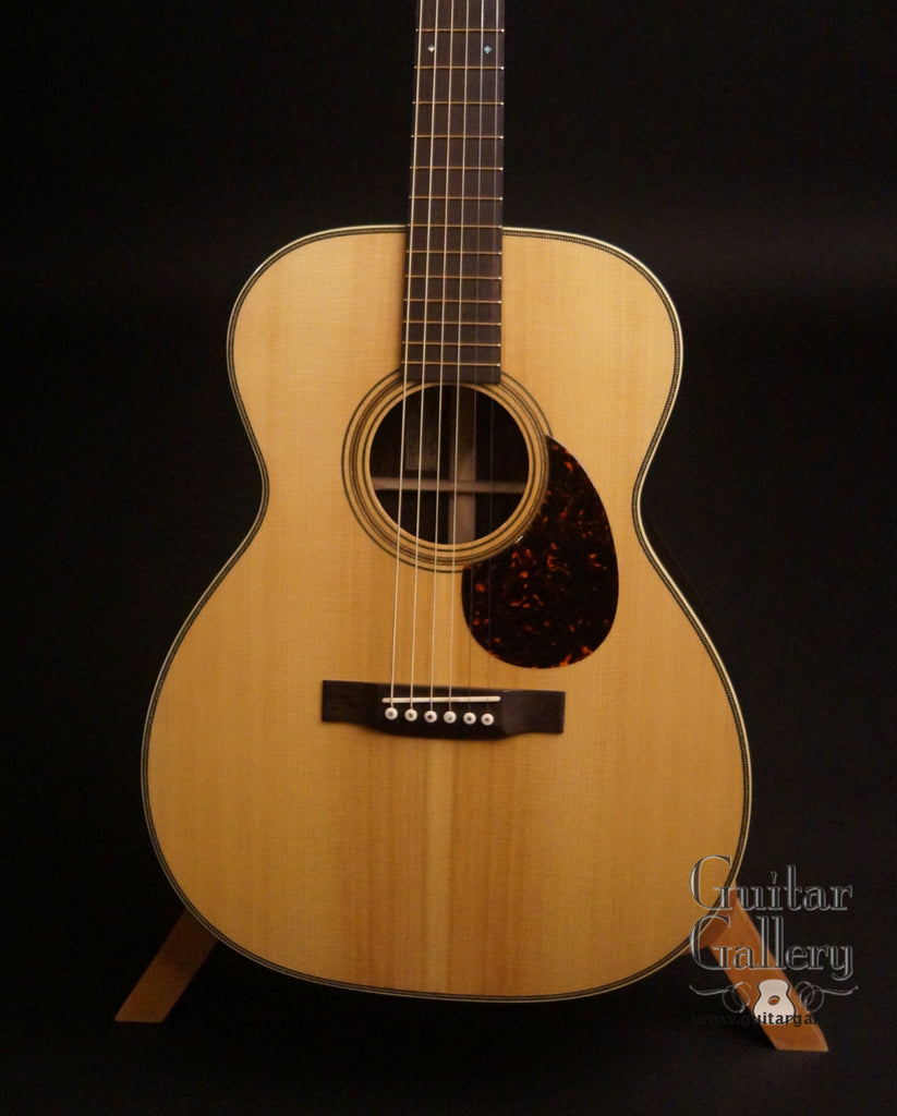 Sexauer FT-15-es Brazilian rosewood guitar Red spruce top