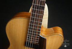 Buscarino Artisan Archtop guitar at Guitar Gallery