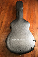 Calton GunMetal Gray OM Guitar Case