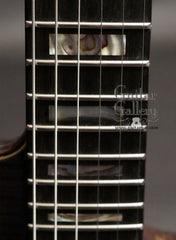 Carvin AE185 acoustic electric guitar fretboard