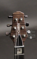 Carvin AE185 acoustic electric guitar headstock