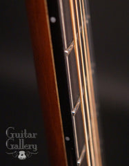 Caton Carolina guitar side dots