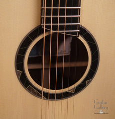 Caton Carolina guitar custom rosette