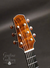 Ed Claxton guitar headstock