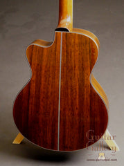 Claxton guitar back