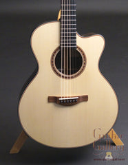 Claxton guitar model EMc