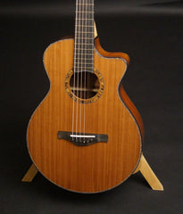 Tony Vines SL guitar with Redwood top