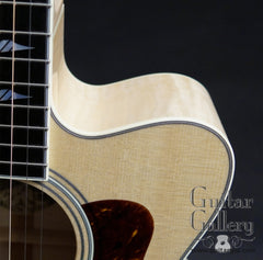 Collings SJ guitar cutaway