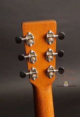 Martin Custom Shop 0000 Guitar headstock