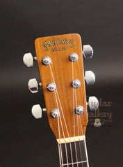 Martin D-35 guitar headstock