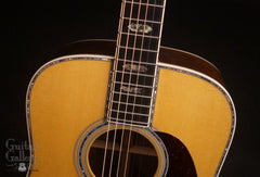 Martin D-45 guitar at Guitar Gallery
