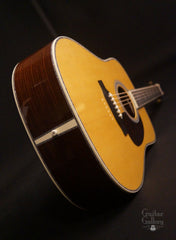 Martin D-45 guitar glam shot