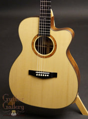 Square Deal FS guitar with Carpathian spruce top