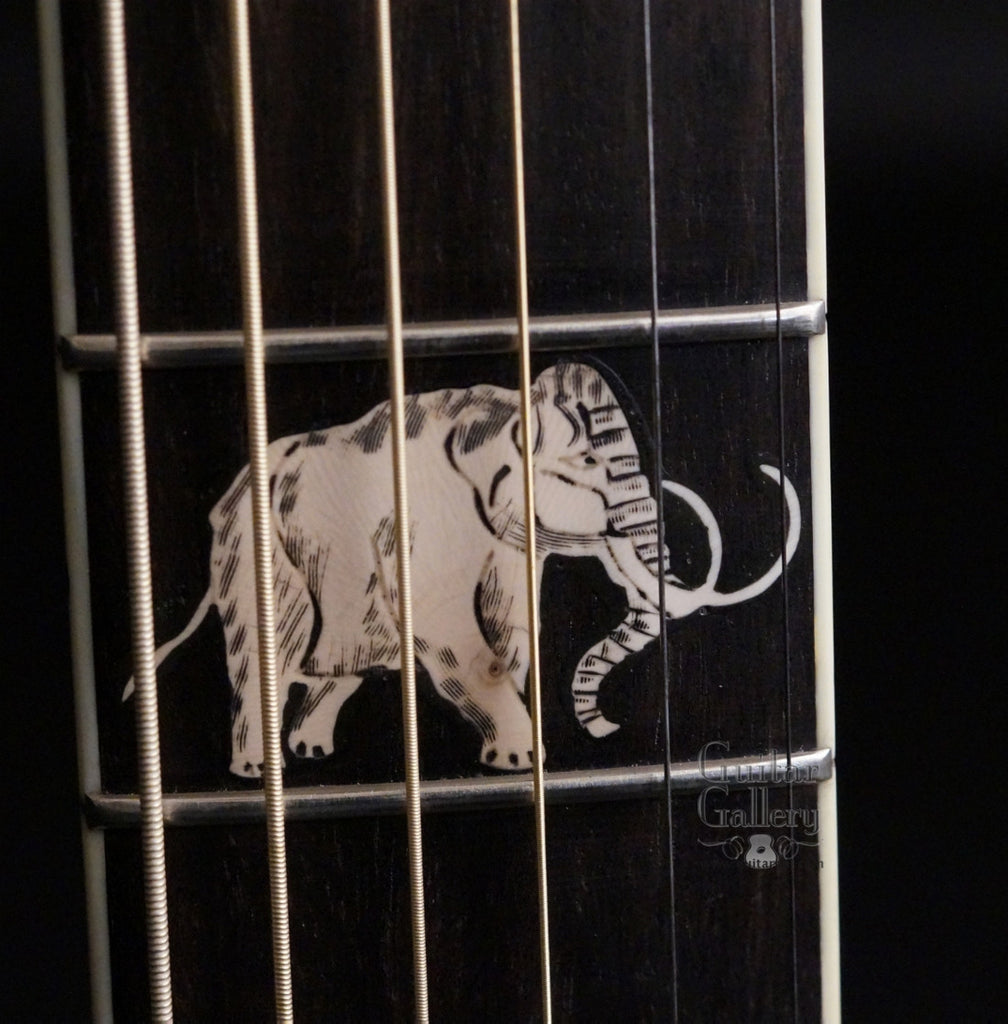 DeCava Ltd Edition Mammoth Guitar