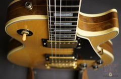 Gibson Les Paul Custom Blonde front