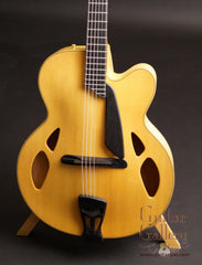 DQ Solo Archtop