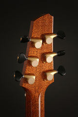 Strahm guitar headstock