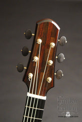 Simon Fay guitar headstock