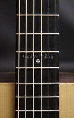 Froggy Bottom F12 guitar fretboard