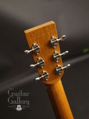 Froggy Bottom F12 guitar headstock back