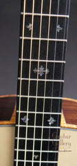 Froggy Bottom guitar fretboard