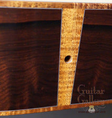 Froggy Bottom guitar koa endgraft