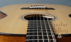 Flammang 12 String guitar view down front