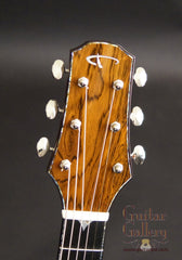 Tippin Forte Guitar headstock