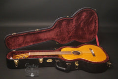 Fraulini guitar inside case