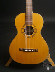 Fraulini Erma guitar 1890's hemlock top