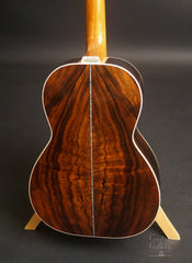 Froggy Bottom 50th Anniversary Guitar Brazilian rosewood back