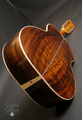 Froggy Bottom 50th Anniversary Guitar 5A Brazilian rosewood back & sides