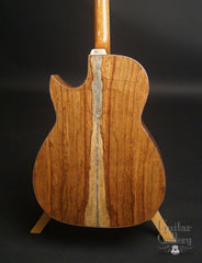 Froggy Bottom F12c Guatemalan rosewood guitar back