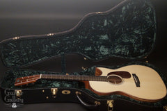 Froggy Bottom F12c Guatemalan rosewood guitar inside case