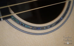 Froggy Bottom F12c Guatemalan rosewood guitar abalone rosette
