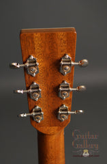 Froggy Bottom guitar headstock back