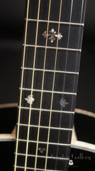 Froggy Bottom SJ sunburst guitar fret markers