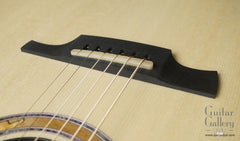 Greenfield GF guitar bridge