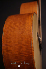 Galloup Hybrid Guitar side detail