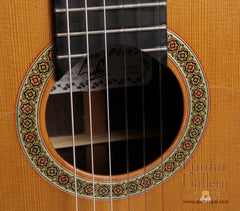 Graciliano Perez Flamenco Guitar