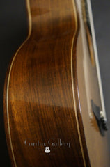 Oskar Graf OMc guitar side