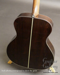 Greven African Blackwood guitar