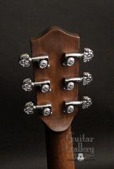 Greven guitar headstock backplate