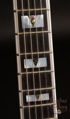 Guild Benedetto archtop fretboard