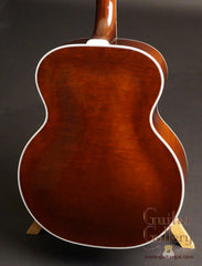 Guild F50 NT guitar arched back