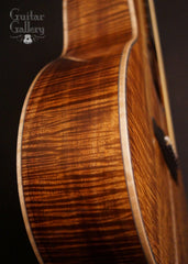 Froggy Bottom H12 Limited All Koa Guitar side detail