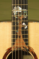 Hewett GC Guitar inlay