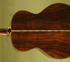 Hewett GC guitar back